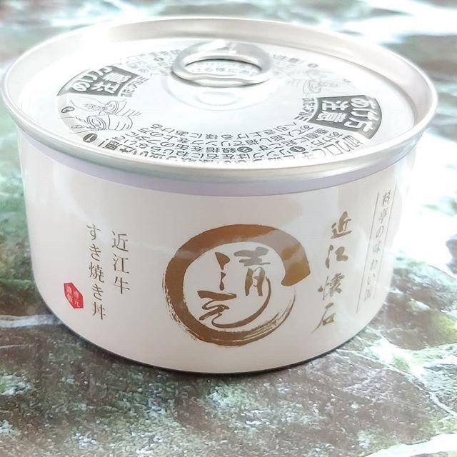 近江牛を使ったすき焼き丼の缶詰、めっっっっちゃくちゃ美味しい!!!!( 'ω' )/♡お…