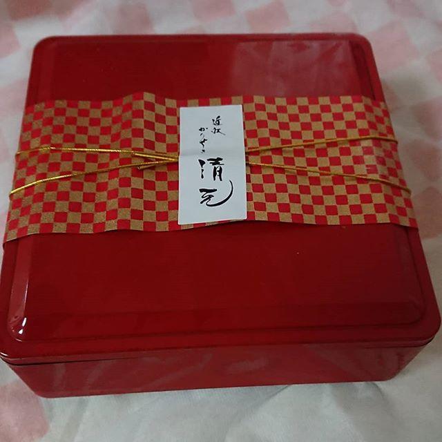 近江懐石のおせちさんでモニター当選しました。@kiyomotorou 近江懐石「清元」さ…