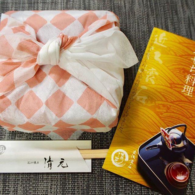 .一足早くお正月気分♪京近江のお節料理をお試しさせていただきました。滋賀県…