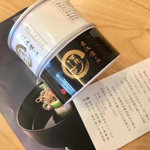 近江懐石 清元さんの近江牛すき焼き丼・うなぎ丼缶詰、いただきました。まず缶詰に…
