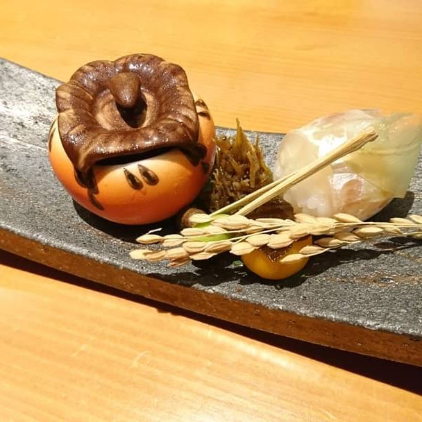 急遽おごと温泉旅🎵素泊まりのため、夕飯は近くの清元さんへ☆繊細な味わいの近江…