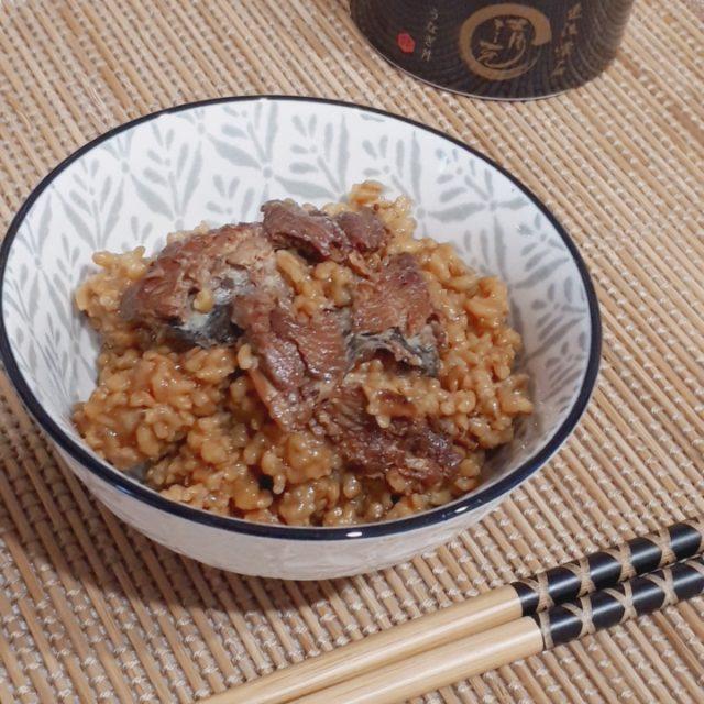 近江懐石清元 すき焼き丼とうなぎ丼缶詰