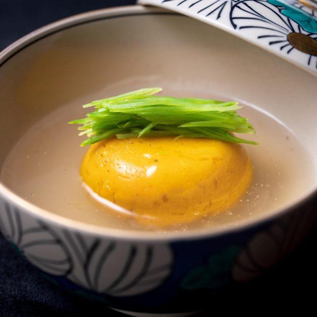 名月南瓜饅頭、
